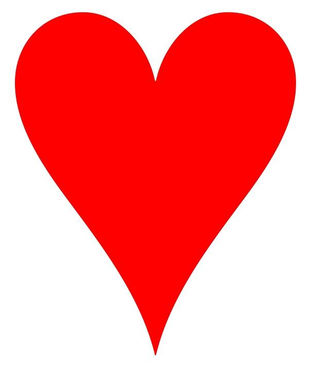 Kostenlose Illustration Herz Rot Liebe Valentine Tag