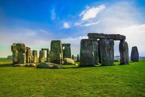 Stonehenge, Monument, Stones, Stonehenge