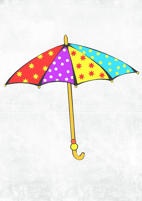 Wallpaper Happy Girl Umbrella Bright Kids 183 Free Image On Pixabay