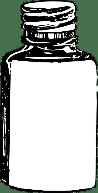 Bottle Jar Pills · Free vector graphic on Pixabay