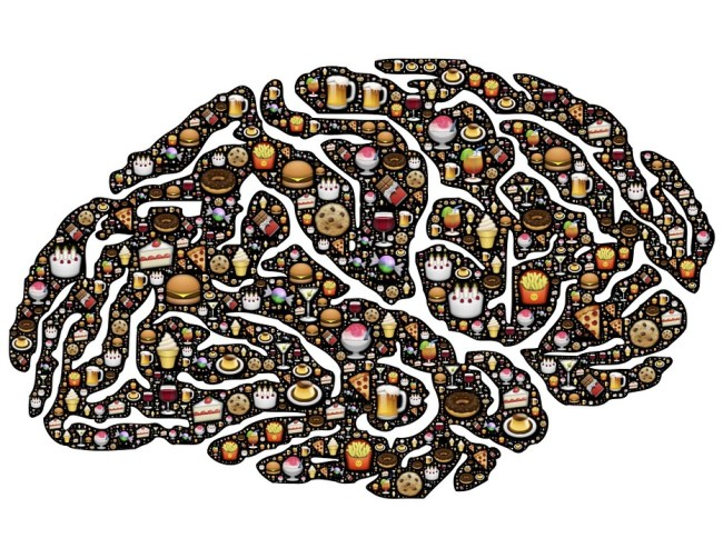 Brain, Mind, Obsession, Food, Snacks, Junk Food