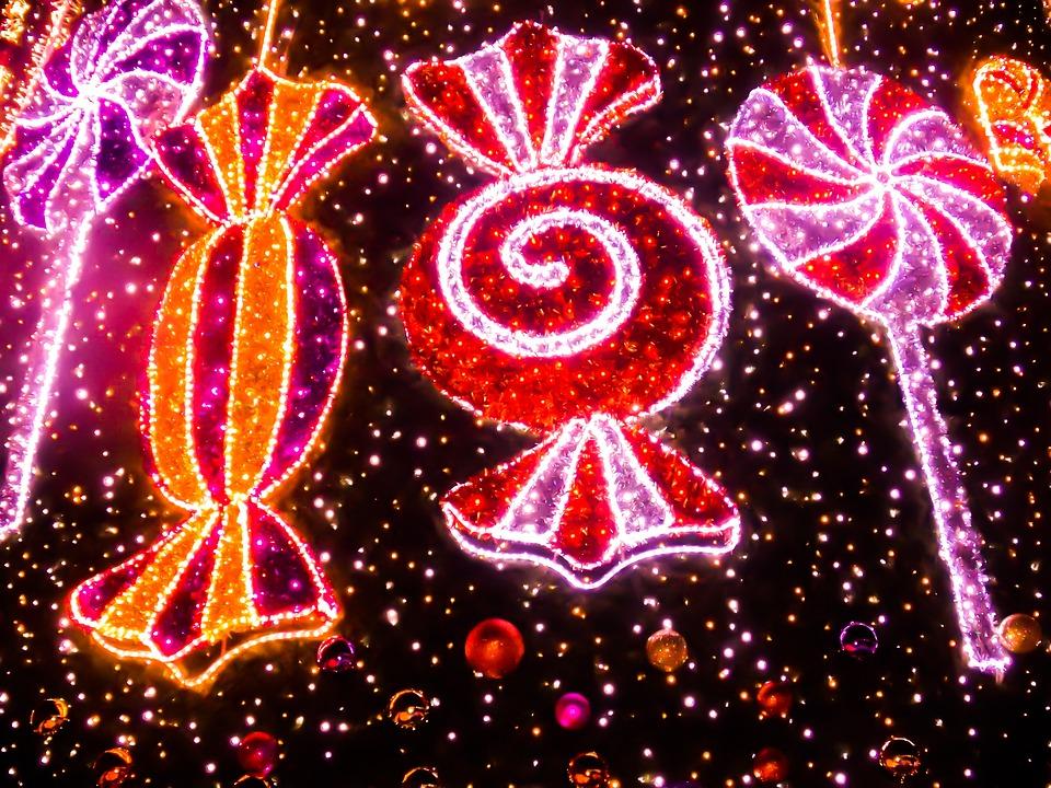 Candy Sigkeiten Weihnachten Kostenloses Foto Auf Pixabay