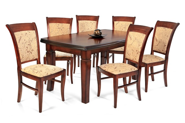 Furniture Dining Table Chair  Free image on Pixabay