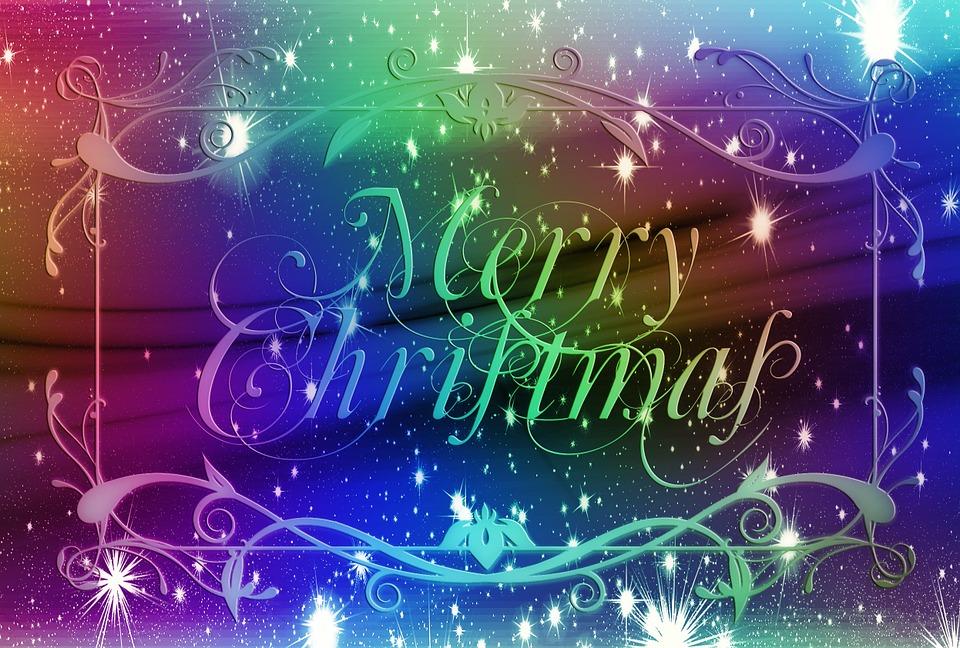 Free Illustration Christmas Greeting Card Frame Free