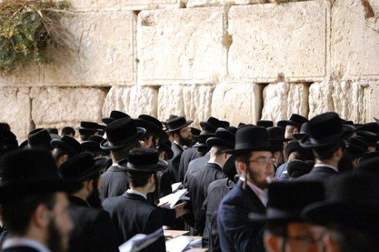 Jerozolima, Ściany, Ściana Płaczu