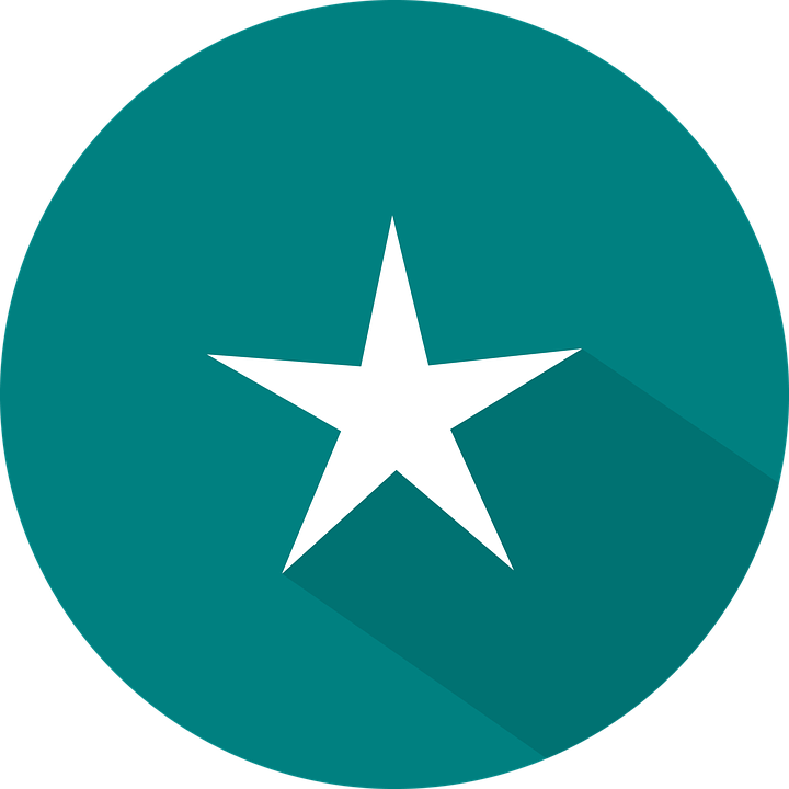 Star Icon Modern Free Image On Pixabay