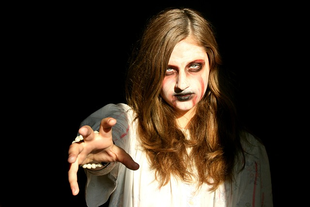 Girl Mascot Costume Wallpaper Free Photo Horror Halloween Girl Ghost Free Image On