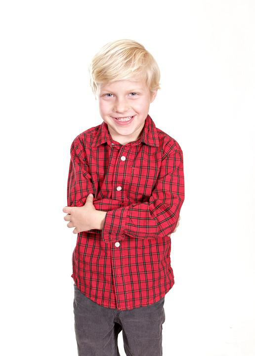 Free Photo Boy Blond Child Young Caucasian Free