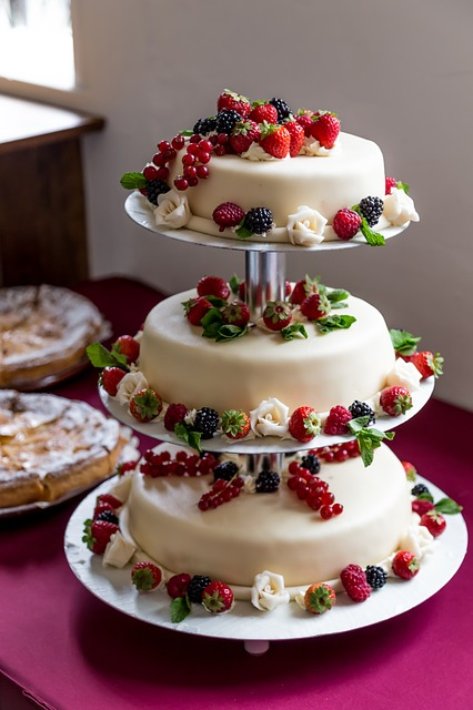 Wedding Cake Summer  Free photo on Pixabay