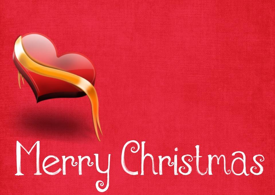 Nol Joyeux Coeur Image Gratuite Sur Pixabay