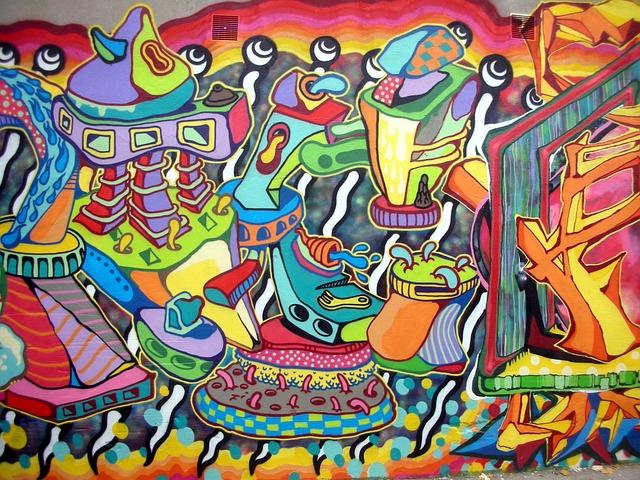 Tag Art De Rue Peinture Murale  Photo gratuite sur Pixabay