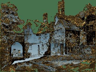 Village Houses Old Free image on Pixabay