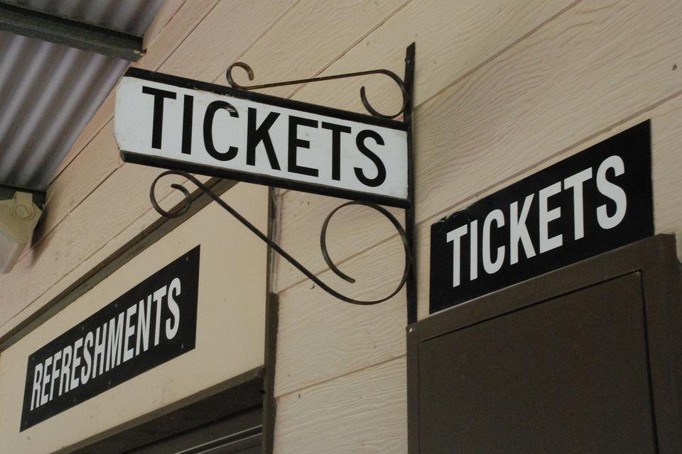 Eintrittskarten, Stand, Anmelden, Zulassung, Festival