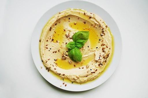 pickle hummus