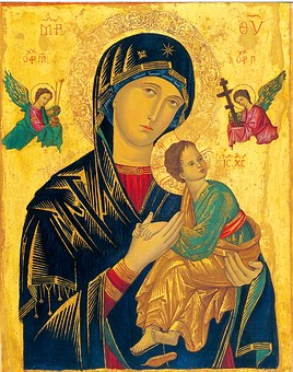 Mother Of Perpetual Help, Mama Mary