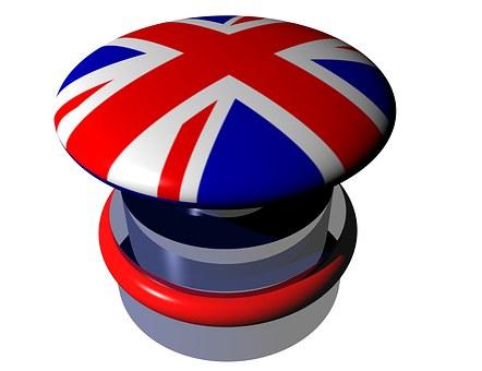 Reino Unido, 3D, Unión, Gran Bretaña