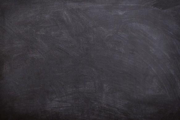 Black, Board, Chalk Traces, School, Learn, Education