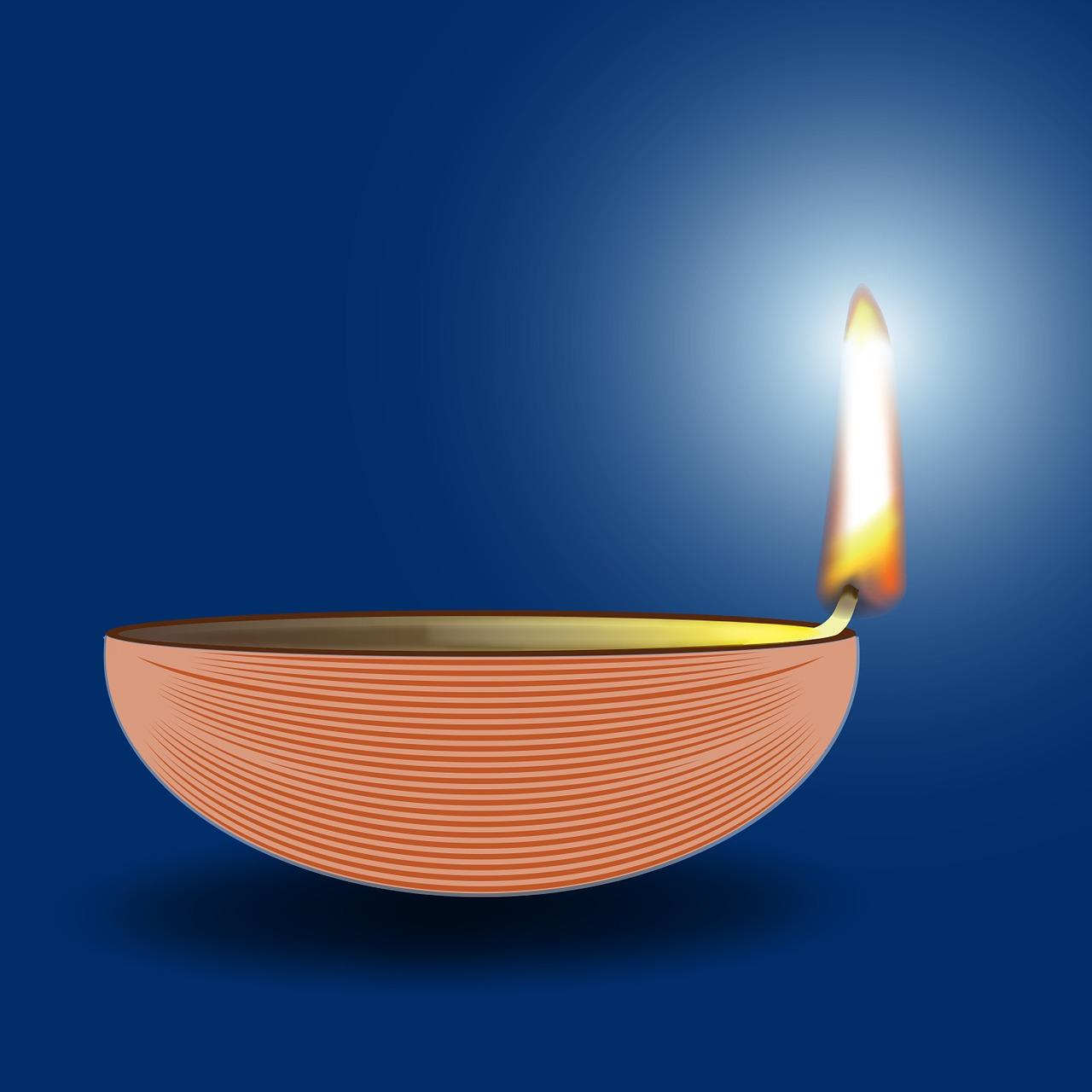 Candle Diwali Diya Free Image On Pixabay