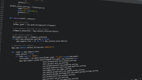 Code, Programming, Python