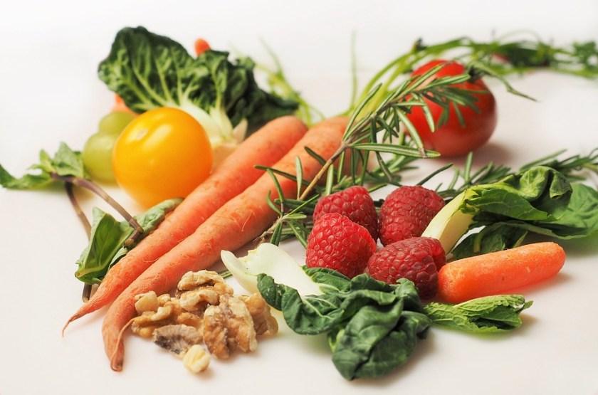 manger sains, aliments naturels, manger équilibré,