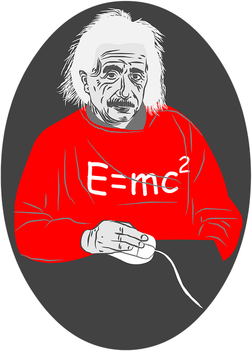 Animal Desktop Wallpaper Albert Einstein Mouse White 183 Free Image On Pixabay