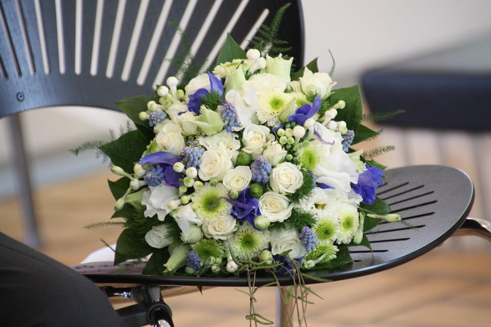 Kostenloses Foto Hochzeit Strau Brautstrau Rose