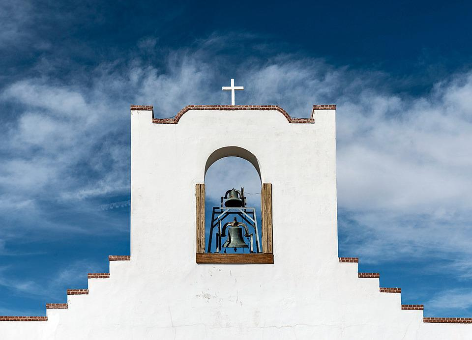 Free photo Socorro Mission Church New Mexico  Free