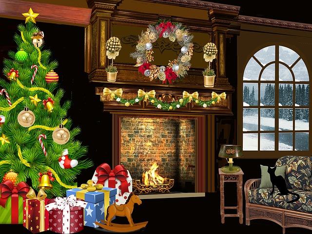 Christmas Winter Fir  Free image on Pixabay
