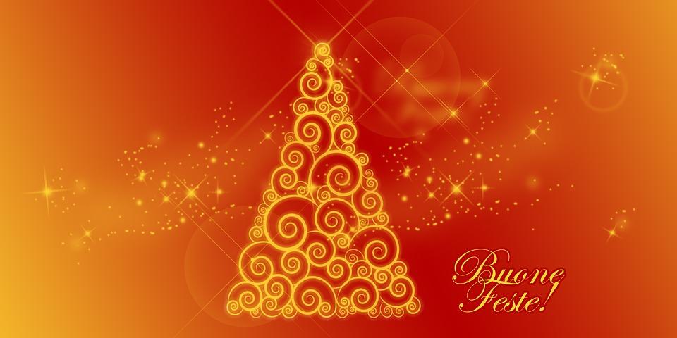 Natale Albero Di Buon Immagini Gratis Su Pixabay