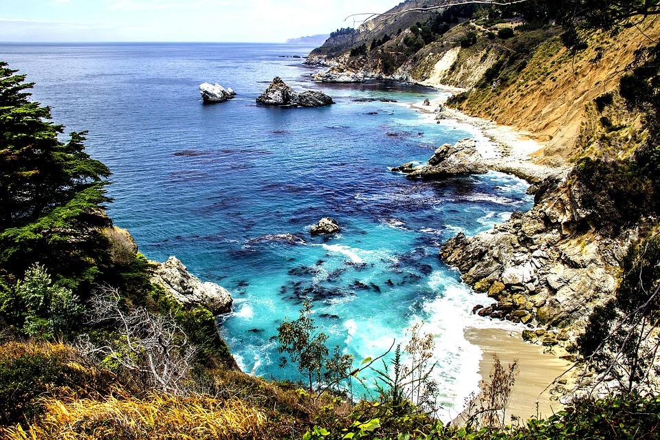 Free photo: Big Sur. California. Pacific - Free Image on Pixabay - 1100298