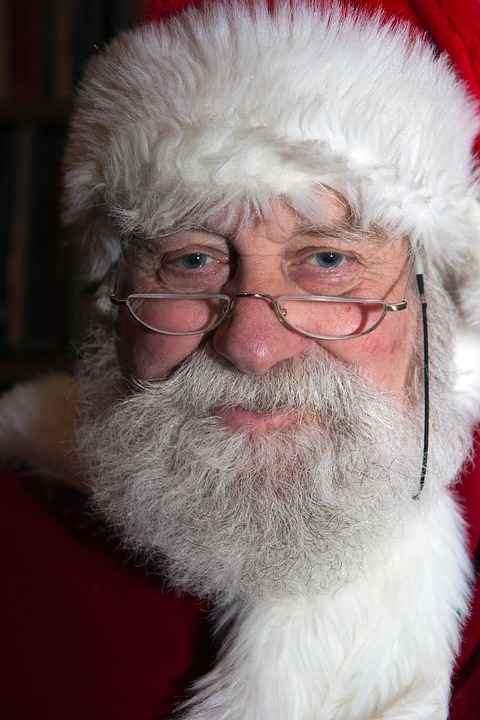 Free Photo Happy Christmas Santa Free Image On Pixabay
