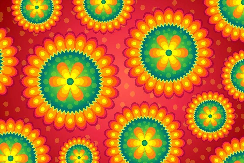 floral backgrounds images