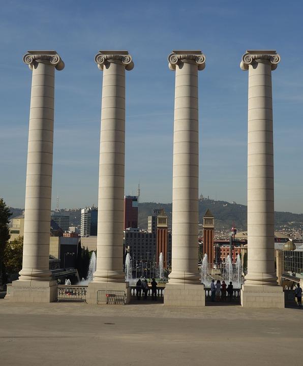 Pilares Coluna Arquitetura  Foto gratuita no Pixabay