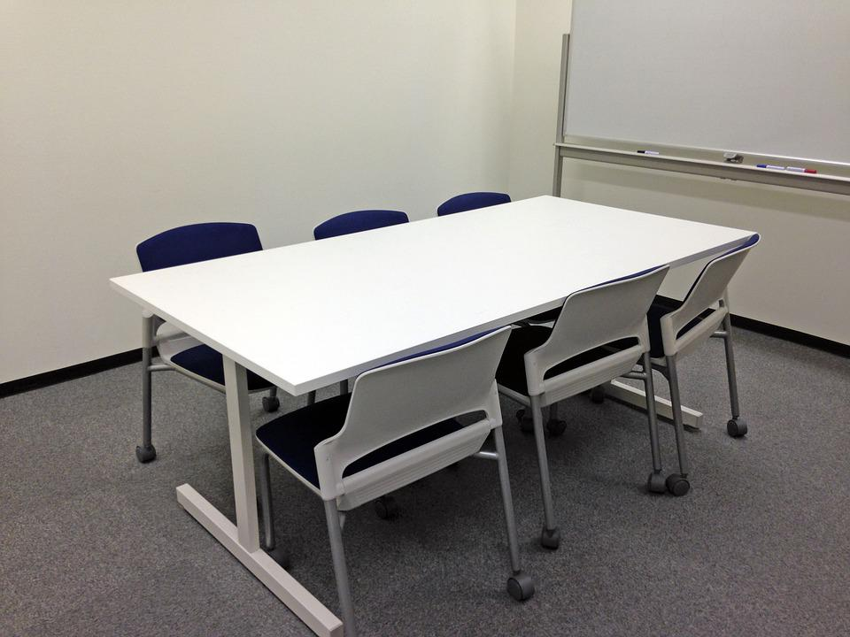 how to chair the meeting make folding covers free photo: conference room, space - image on pixabay 1122058