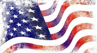 Usa, Flag, America, American