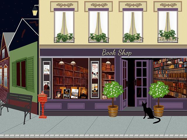 Toko Buku  Gambar gratis di Pixabay