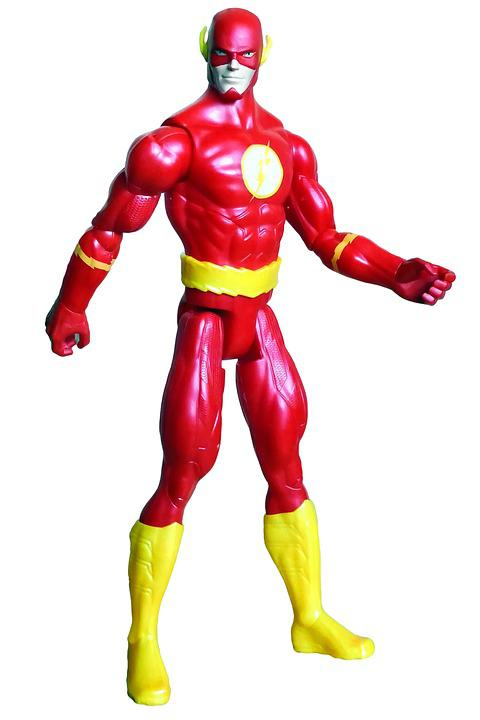 Hero The Flash Strong  Free photo on Pixabay