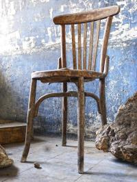 Free photo: Chair, Old, Vintage, Abandoned - Free Image on ...