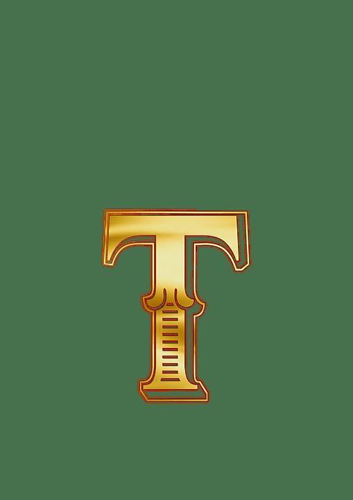 t letters alphabet free