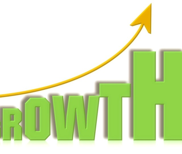 Growth Chart Map Graph Arrow Signposts
