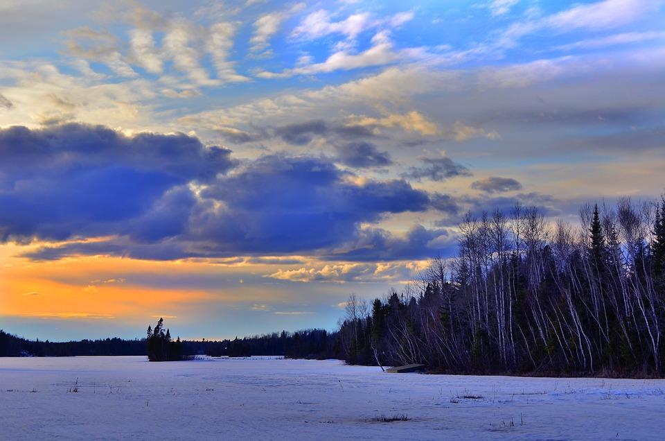 Foto gratis Paesaggio Invernale Natura  Immagine gratis