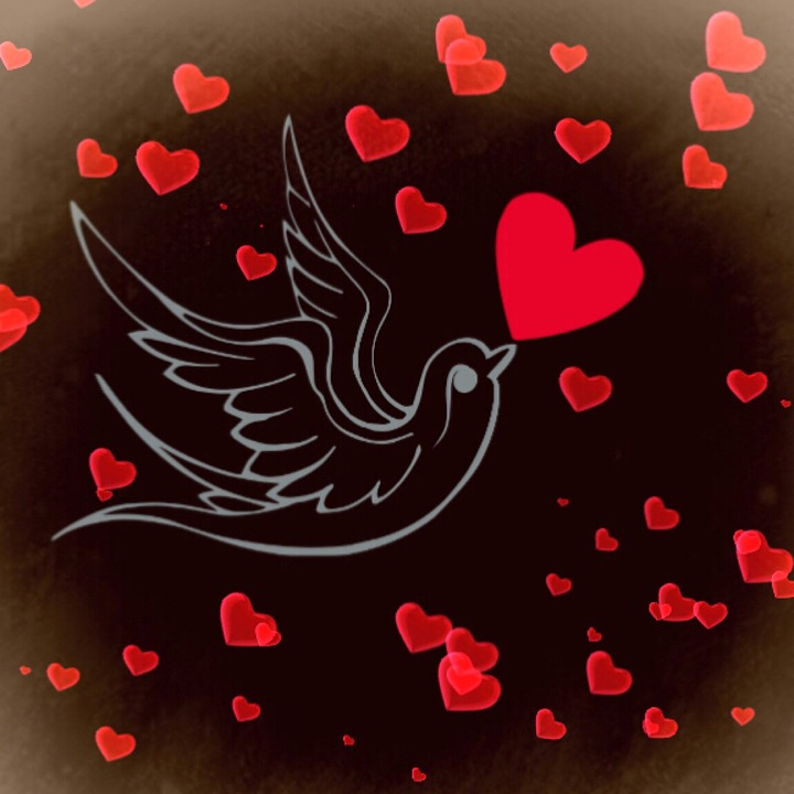Free Illustration Love Heart Freedom Free Image On