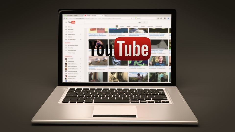 Youtube, Laptop, Notebook, Online, Computer