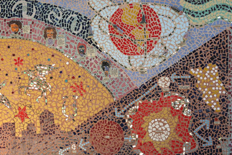 mosaic tile elementary school free