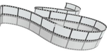 Filmstrip, Cinema, Stripes, Film, Video, Camera