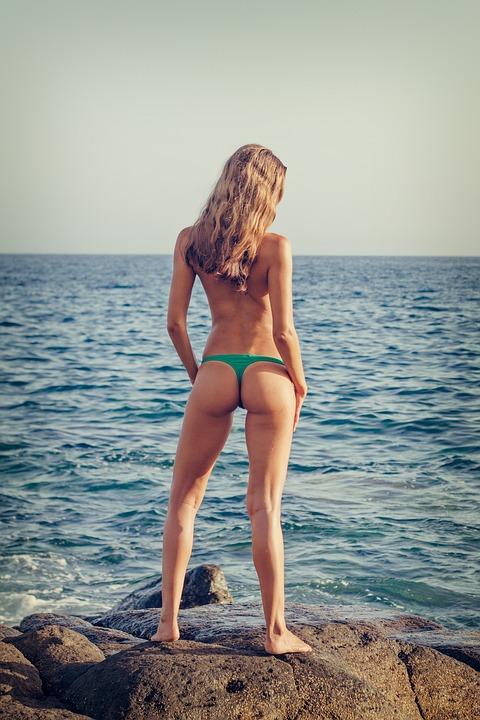 Free Photo Summer Bikini Woman Free Image On Pixabay