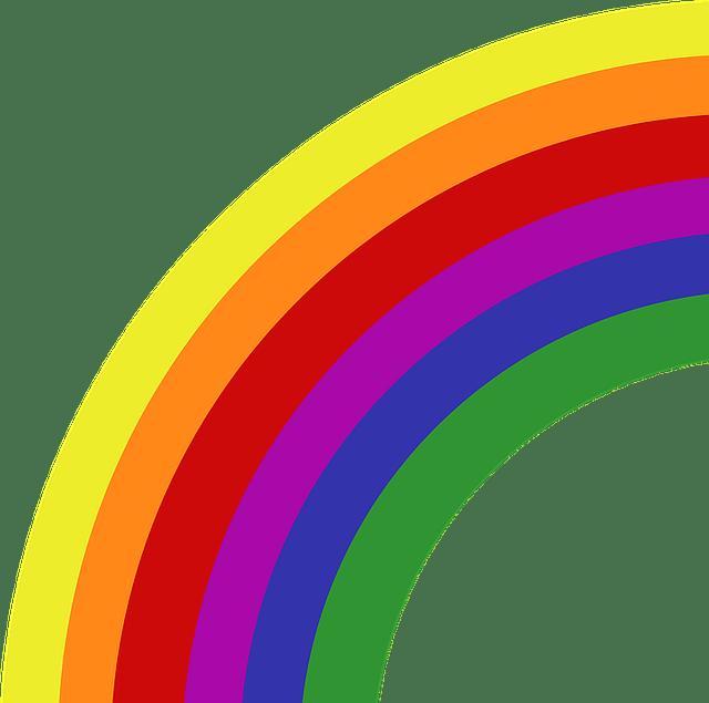 Rainbow Colors Symbol  Free image on Pixabay