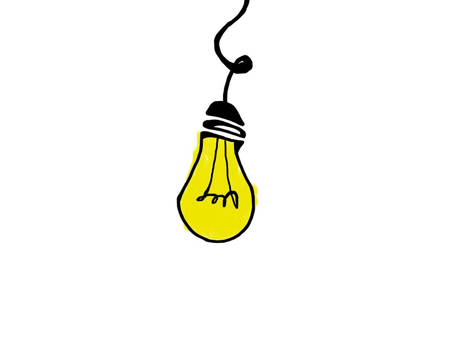 Illustration Gratuite Ide Dessin Lumire Ampoule