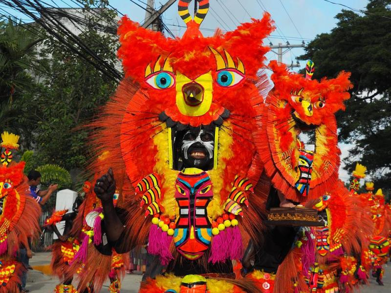 Mardigras, Festival, Philippines, Carnival, Party