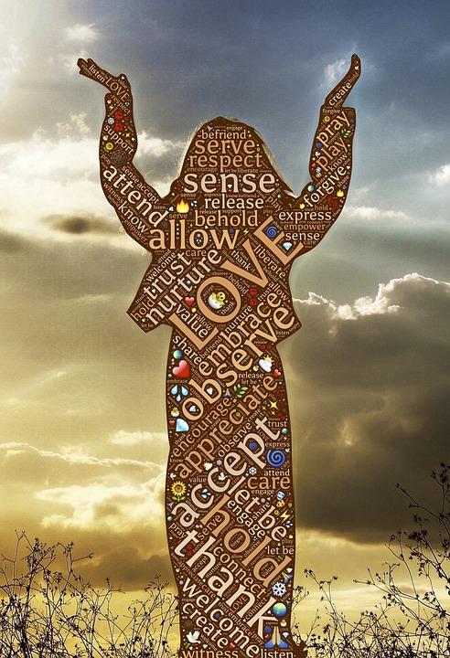 Gratitude, Prayer, Love, Thanks, Spiritual, Worship